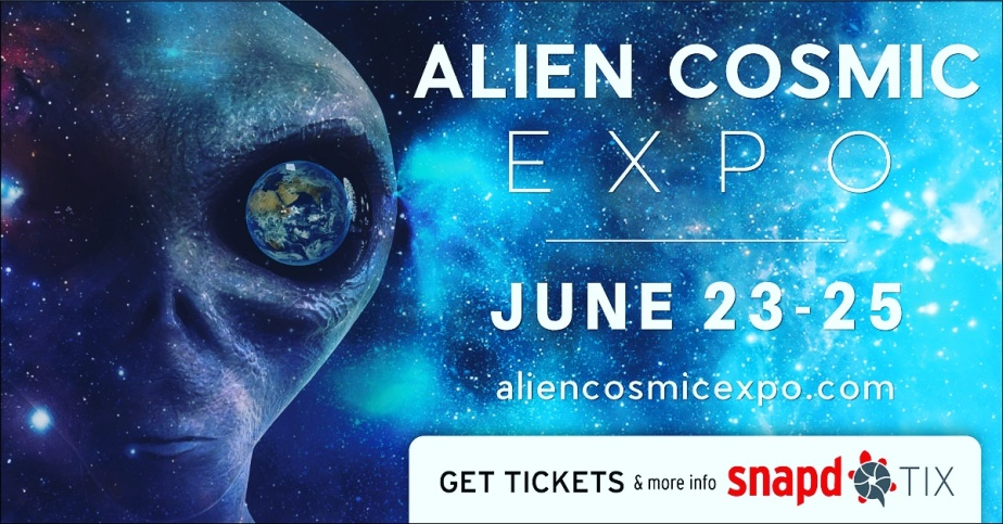 The Alien Cosmic Expo 2017