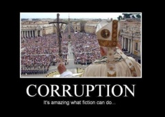 corruption fiction