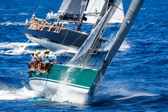 50th Antigua Sailing week 2017