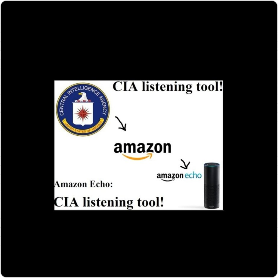 Amazon + CIA & $600 Million Bucks